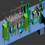 Machine automatique de minoterie de maïs du maïs 20tpd pour le Kenya