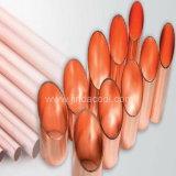 O tubo de cobre do tubo de cobre de médicos para o gás Syestem