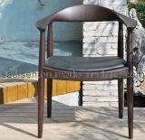 Деревянный обедая стул рукоятки (DS-C143H)