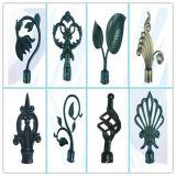 Fleurons décoratifs tringle à rideau pour tuyau de rideau des tringles à rideaux Rideaux Rideau Tube Pole