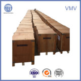 Disjuntor de vácuo de alta voltagem Vmv padrão de 12kv DC da IEC