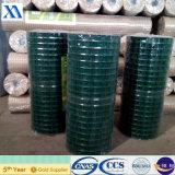 Malha de arame soldado com revestimento de PVC para proteção (XA-WM34)