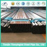 Rectangular Black Steel Pipe
