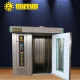 De commerciële Mini Roterende Prijs van de Oven van het Rek van de Bakkerij