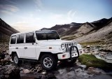 BAW Go-Anywhere vehículo Jeep