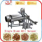 Extrusion de boulette d'aliment pour animaux familiers faisant la machine