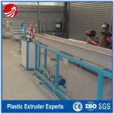 PVC多彩な螺線形の柔らかい庭の管の管の放出機械