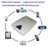 지원 건전지 10000mAh 고용량 3 USB 중합체 이동할 수 있는 배터리 충전기