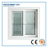 Roomeye 80 überlegenes UPVC/PVC Fenster des Serie Belüftung-schiebenden Fenster-mit energiesparendem Glas