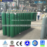 Cilindro de oxigênio de aço de alta pressão