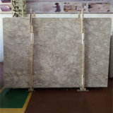 Chinese Polished Oman Beige Rose Marble Slab