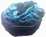 공장 OEM 생성 주문 로고에 의하여 인쇄되는 폴리에스테 극지 양털 다기능 옥외 운동 마술 스카프