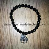 Monili in rilievo del braccialetto di Aventurine di Carnelian di cristallo di modo della pietra semi preziosa