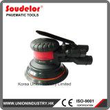 """Ponceuse orbitale pneumatique 5"""" (6"""") Center-Vacuum polisseur de voiture"""