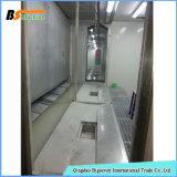 Línea de pintura electroforética de los varios modelos