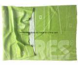 Custom Made Design imprimé Vert Polyester Microfibre Multifonctionnel Seamless Magic Headwear