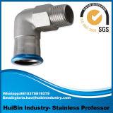 衛生シャワーの熱湯の構築のためのアウトレットの十字のティーの肘で減る炭素鋼