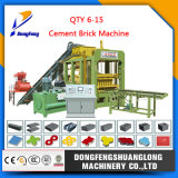 Bloc Qty6-15 automatique faisant la machine