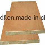 melamine Blockboard van de Goede Kwaliteit van de Lijm van de Kern van de Pijnboom van 18mm E1 de Hoogwaardige voor Meubilair