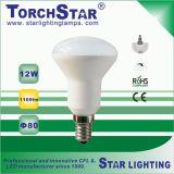 Potência elevada alto lúmen 1050lm E27 Grande Refletor LED R80