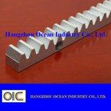Pignon d'acier CNC Rack industriel
