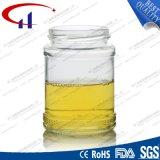 хороший квалифицированный стеклянный контейнер варенья 260ml (CHJ8017)
