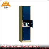 5つのドアが付いている鋼鉄安いSchool&Armyの寮のロッカー