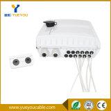 8ポートの防水光ファイバ電気通信の端子箱
