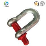 Gli Stati Uniti Tipo anello di trazione della catena con la spilla di sicurezza