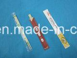 Conveniente vajilla de bambú Palillos limpiar fácilmente palillos personalizados