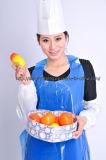 Tapa redonda del sombrero del cocinero de papel disponible protector