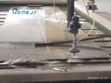 Waterjet het Titanium van de Besnoeiing om Schijf