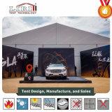 Zelt des Car Show-1000sqm mit kundenspezifischer Höhe für Auto-Ausstellung und Messe