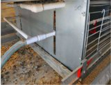 Poulの技術自動Hのタイプフレームの鶏の家禽は若めんどり及び小さいひよこのための装置をおりに入れる