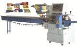 De alta velocidad horizontal Pillow-Shape Máquina de embalaje automático