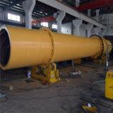 Strumentazione dell'essiccatore rotativo della sabbia della Cina per la sabbia, Sluge, segatura, carbone