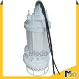 Pompe centrifuge de lisier de submersibles de dragage pour le sable et gravier