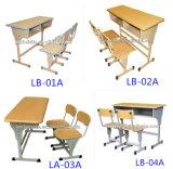 Lb-0319 Silla y escritorio de clase con buena calidad