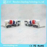 주문 구체 믹서 화물 자동차 모양 USB 섬광 드라이브 (ZYF1068)