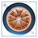 고무 단단한 바퀴, 트롤리, 바퀴, 12 인치 쓰레기통, 바퀴 및 다른 특정 도구 바퀴