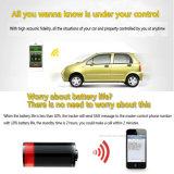 Inseguitore di GPS con il SOS, seguente via il Web site APP (V8S)