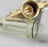Laiton pré-filtre de sable de maillage de l'eau pour système d'eau RO