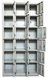 Cacifo/Wardrobe/gabinete de aço do ferro do metal da porta do quarto de mudança 18