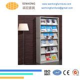 Lh-99 estante de libros de estantería de estante periódico para biblioteca estantería