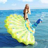 Piscine gonflable adulte Peacock animaux jouets de flottement de l'eau Parti de natation