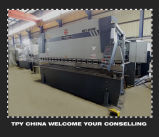 Máquina 100t/4000m m del freno de la prensa de la placa de acero