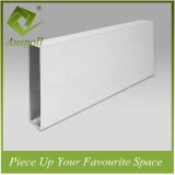 Carrelage en plafond de décoration en aluminium en bois avec ISO9001