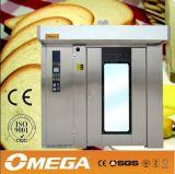 Pan de aire caliente industrial de Omega que cuece al horno la panadería rotatoria del horno/del alimento (ISO 9001 de los fabricantes CE&)