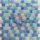 Azulejo de mosaico cristalino azul marino para la piscina bajo uso del agua (CSJ149)