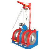 PE Pipe를 위한 개머리판쇠 Fusion Welding Machine
